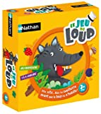 Nathan 31129 - Jeu de Société - Le Jeu du Loup