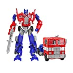 Transformers 2-in-1 Action figure that switches between robot and vehicle modes awesome transforming robot toy. You can experience the wow of the fluid conversion you see your favorite Transformers characters perform.