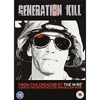 Generation Kill [DVD] [2008] by Alexander Skarsgård