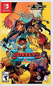 Streets of Rage 4 - Nintendo Switch