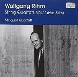 String Quartets...
