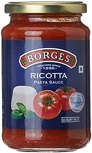 Borges Ricotta Pasta Sauce, 340g