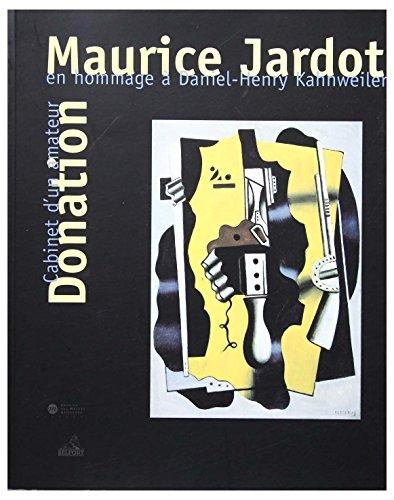 Donation Maurice Jardot : Cabinet d'un amateur en hommage  Daniel Henri Kahnweiler