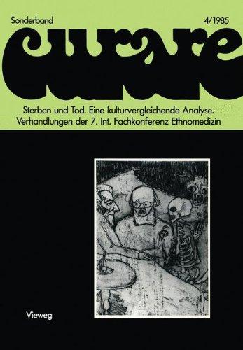 Curare, Bd.4/85, Sterben und Tod, Eine kulturvergleichende Analyse (Notes on Numerical Fluid Mechanics)