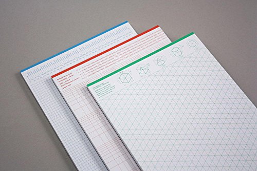 Grids and guides : 3 notepads for visual thinkers