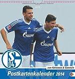FC Schalke 04 2014 Sammelkartenkalender