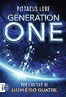 Lorien Legacies Reborn, tome 1 : Generation One par Frey