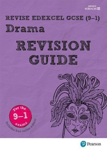 Revise Edexcel GCSE (9-1) Drama Revision Guide: (with free online edition) (REVISE Edexcel GCSE Drama) por John Johnson