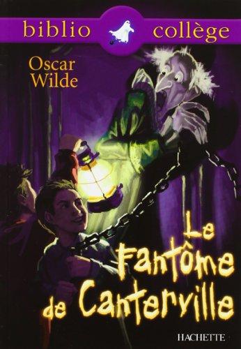 Le fantôme de Canterville par Oscar Wilde