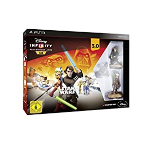 Disney Infinity 3.0: Starter-Set – [PlayStation 3]