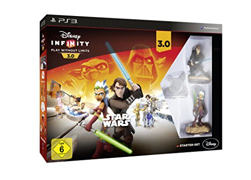 Disney Infinity 3.0: Star Wars Starter-Set (PS3)