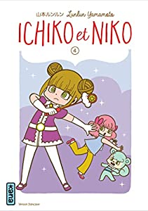 Ichiko et Niko Edition simple Tome 4