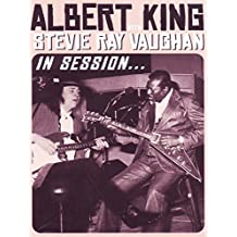 Albert King with Steve Ray Vaughan - In session...