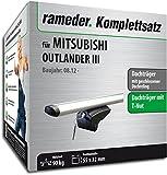 Rameder Komplettsatz, Dachträger Pick-up für Mitsubishi Outlander III (111287-10624-27)