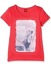 s.Oliver Mädchen T-Shirt 58.706.32.4892