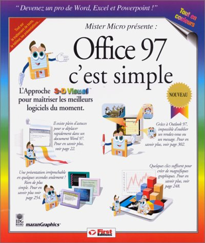 Office 97, c'est simple par MaranGraphics