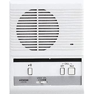 Aiphone LEM-1DL Single-Door Access Sentry System Master Intercom by Aiphone