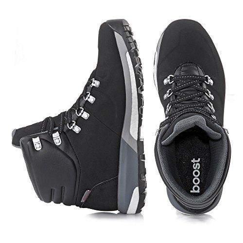 adidas PATHMAKER CW Winterstiefel Herren core black-vista grey s15-mid grey s14