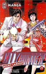 City Hunter - Nicky Larson Edition simple Tome 21