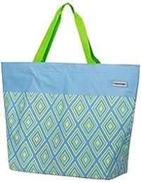 anndora XXL Shopper - Strandtasche Schultertasche Einkaufstasche - Farbwahl