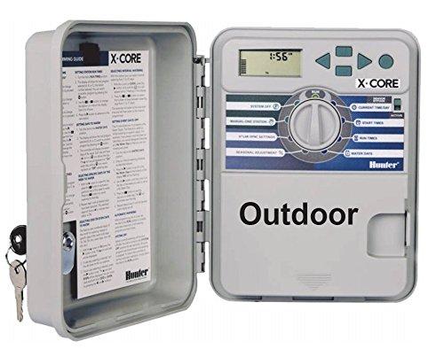 Hunter Beregnungscomputer, X-Core 601 6 Stationen (outdoor) Zweite Station