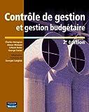 Contrôle de gestion et gestion budgétaire, 2e édition