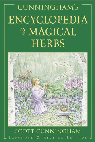 Cunningham's Encyclopedia of Magical Herbs (Cunningham's Encyclopedia Series Book 1) (English Edition)