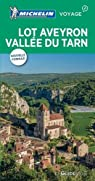 Lot Aveyron vallée du Tarn par Michelin