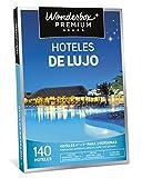 WONDERBOX Caja Regalo -HOTELES DE Lujo- 140 hoteles de 4* y 5* para Dos Personas