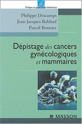 Dépistage des cancers gynécologiques et mammaires