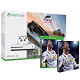 Pack Console Xbox One S 500 Go + Forza Horizon 3 + FIFA 18 + Steelbook FIFA 18 (exclusif Amazon)