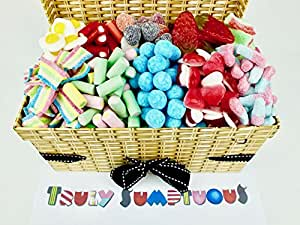 Truly sumptuous easter gift hampers pick and mix luxury hamper 12 truly sumptuous easter gift hampers pick and mix luxury hamper 12kg of all your negle Choice Image