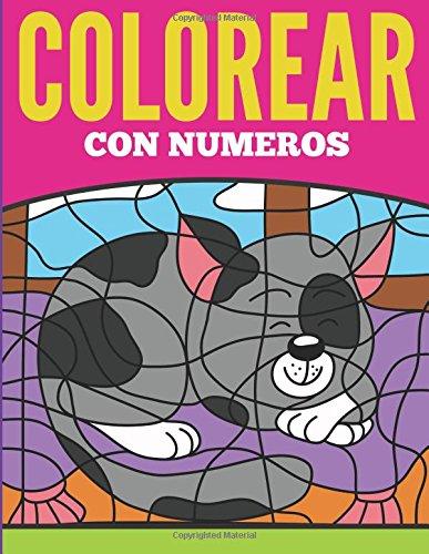 Colorear Con Numeros