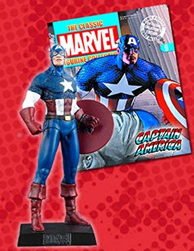 Marvel Figurine Collection #9 Captain America