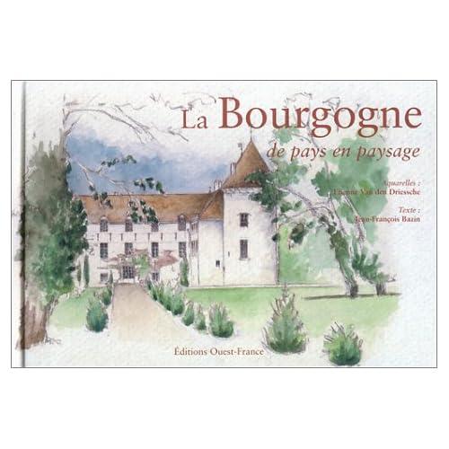 La Bourgogne de pays en paysage