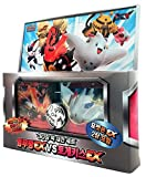Pokémon Karte XY Sonder Schlacht Set 60 Karten in 1 Kasten Flambirex EX vs Togekiss EX(Emboar EX vs Togekiss EX) Koreanisch Ver