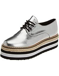 COOLWAY Tamarindo, Zapatos de Cordones Derby para Mujer