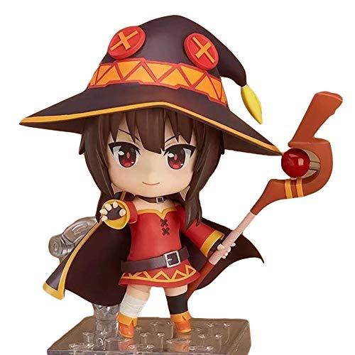zhongjiany Anime Nendoroid 725 Konosuba MEGUMIN Action...