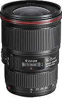 Canon EF 16-35 mm f:4L IS USM - Objetivo para Canon (Diámetro 77 mm), negro