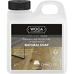 WOCA 511010A Wood Floor Soap Natural 1 liter
