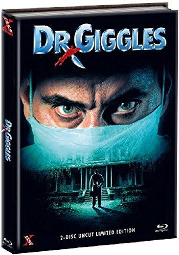 Dr. Giggles - Uncut/Mediabook (+ DVD) [Blu-ray] [Limited Edition]