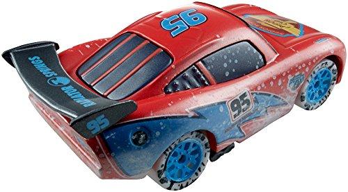 Image of Disney Pixar Cars Ice Racers Lightning Mcqueen