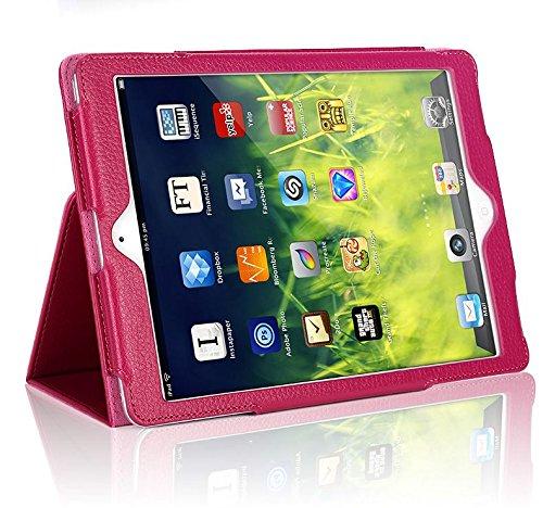 inShang iPad mini 4 Housse Etui Smart Cover Pour Tablette Apple iPad mini4 (Sep 2015 release), coque en PU cuir, - Fait automatiquement passer en mode veille et sortir du mode veille votre, La conception pratique du livre folio