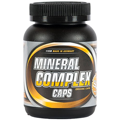 Mineral-supplement 120 Kapseln (S.U. Mineral Complex, 120 Kapseln)