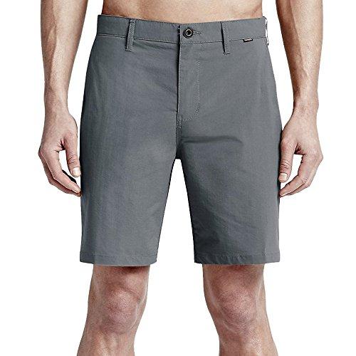 Hurley Herren Shorts Dri-FIT Chino 19 Zoll Cool Grey