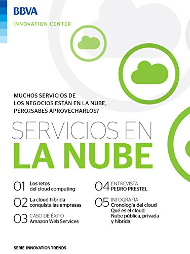 Ebook: Servicios en la nube (Innovation Trends Series) por BBVA Innovation Center