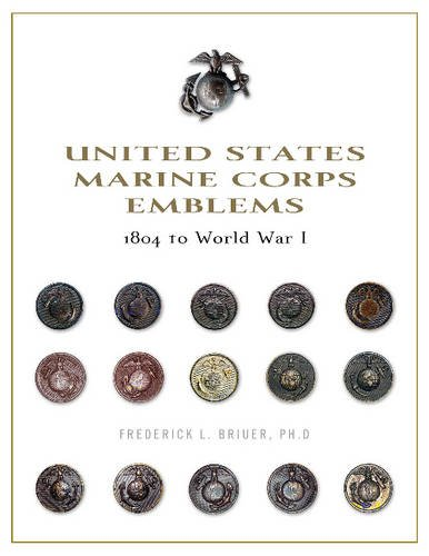 United States Marine Corps Emblems: 1804 to World War I (Us-marine-emblem)