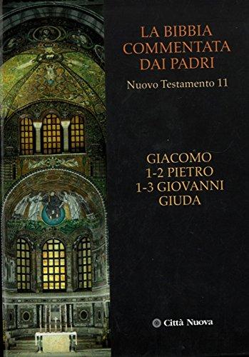 Giacomo 1-2 Pietro 1-3 Giovanni Giuda.