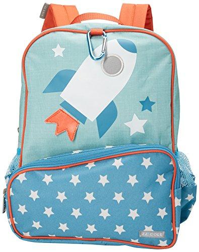 Little JJ Cole Toddler Backpack, Rocket