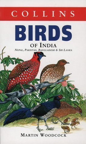 Handguide to the Birds of the Indian Subcontinent